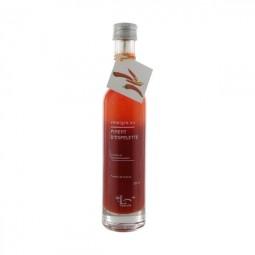 Vinegar with Espelette pepper pulp 10 cl
