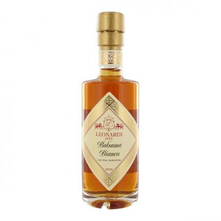 Vinaigre Balsamique de Modène Blanc 250 ml