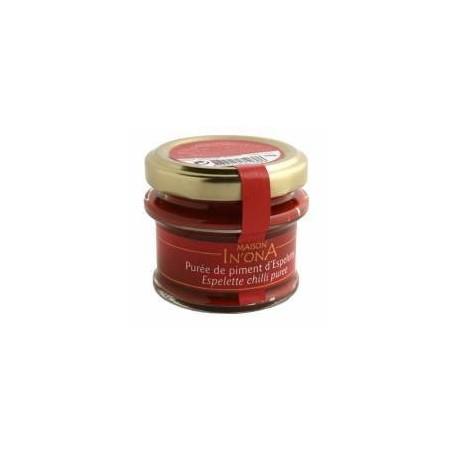 Purée de Piment d'Espelette 50 g