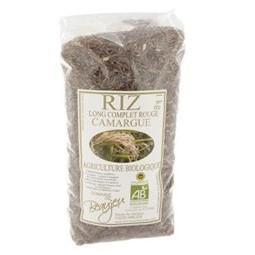 Riz long complet rouge de Camargue 1 kg