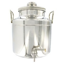 Can stainless steel 5 L