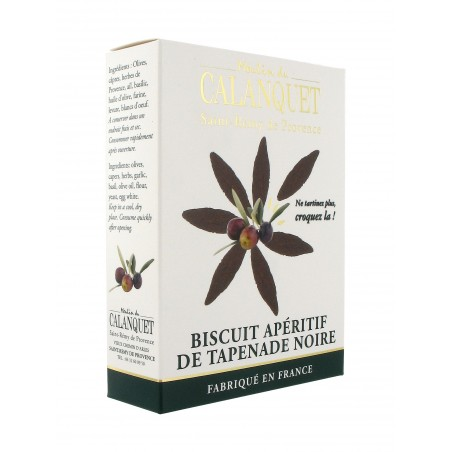 Pétales d'olivade noire 35 g