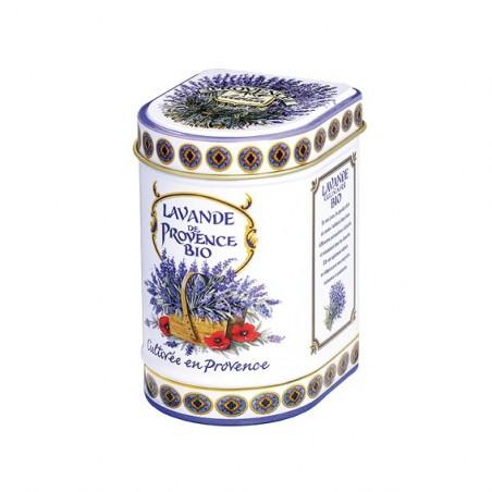 Lavande Culinaire de Provence Bio 15 g