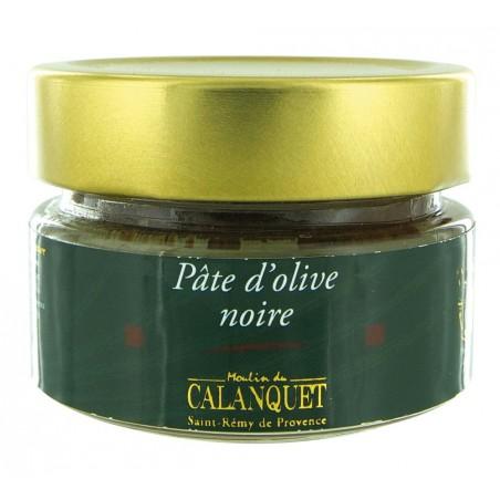 Pâte d'olives noires 90 g