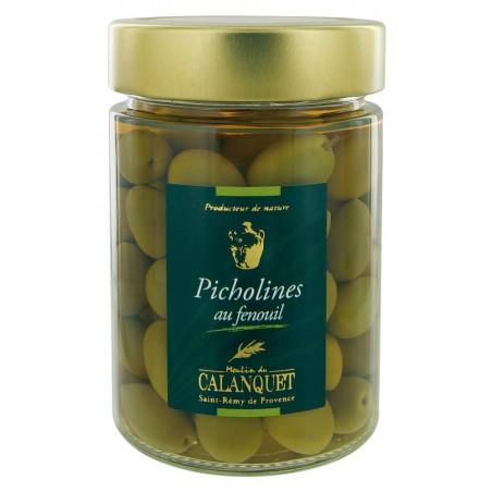 Picholines au Fenouil 175 g