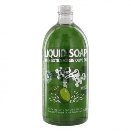 Recharge savon liquide pour les mains 1L