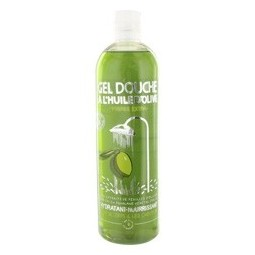 Shower Gel with olive oil 500 ml
