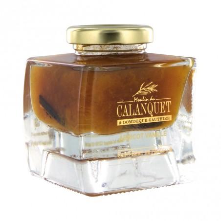 Confiture Abricot Vanille 120 g