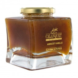Confiture Abricot Vanille 350 g