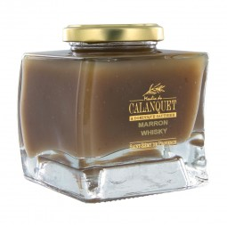 Confiture Marron Whisky 350 g
