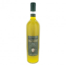 Olive oil Aglandau sealed glass bottle 75 cl