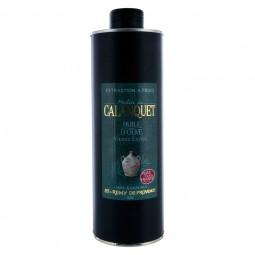 Olive oil Aglandau can 75 cl