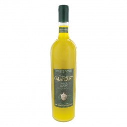 Olive oil Grossane sealed glass bottle 75 cl