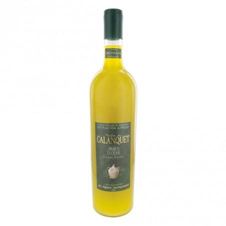 Huile de Grossane bouteille 75 cl