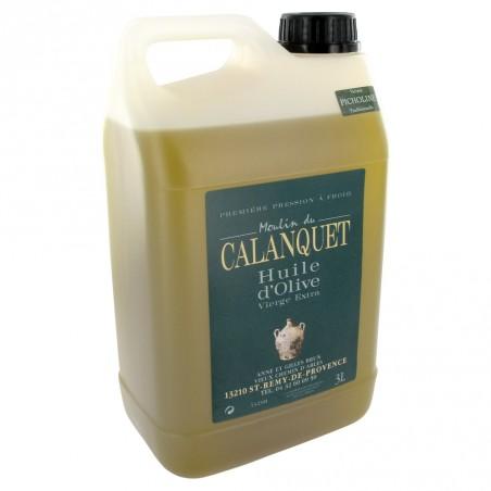 Olive oil Picholine can 3 L
