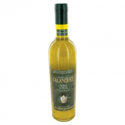 Olive oil Picholine sealed glass bottle 50 cl