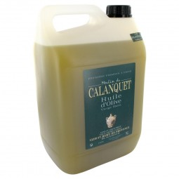 Olive oil Salonenque can 5 L