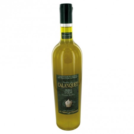 Huile de Verdale bouteille 75 cl