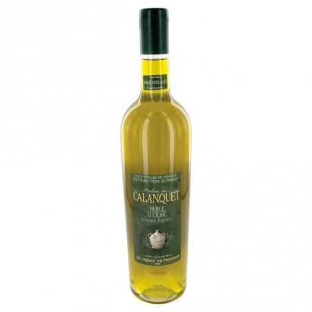 Olive oil Assemblage sealed glass bottle 75 cl