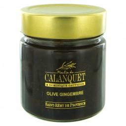 Ingwer Olivenmarmelade 220 g