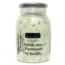Sea salt parmesan and basil recharging 580 g