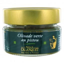 Olivade grünem Pesto 90 g
