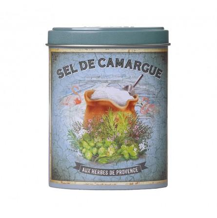 Boite verseuse sel et herbes de Provence