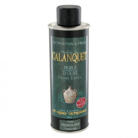 Olive oil Picholine can 25 cl