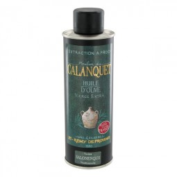 Salonenque Olivenöl Metalldose 25 cl