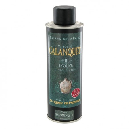 Olive oil Salonenque can 25 cl