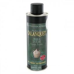 Olivenöl-Mischung Metalldose 25 cl