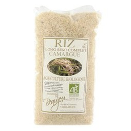 Camargue long grain semi-full rice 1 kg
