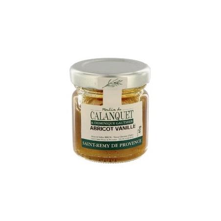 Apricot Jam with Vanilla Bourbon 40 g