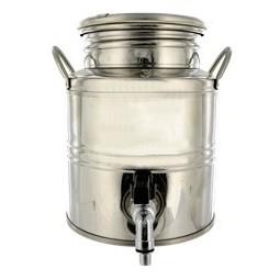 Kanister 3 Liter Edelstahl