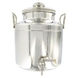 Bidon inox 5 litres