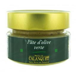 Green olives pâté