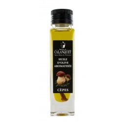 Huile d'olive aromatisée aux Cèpes 100 ml