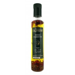 Pizza oil 25 cl