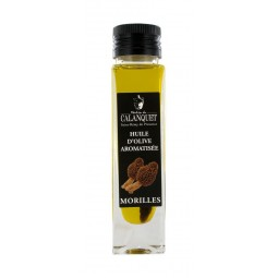 Morels flavored olive oil 100 ml