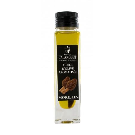 Morels flavored olive oil 100 ml