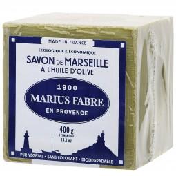 Marseille soap cube