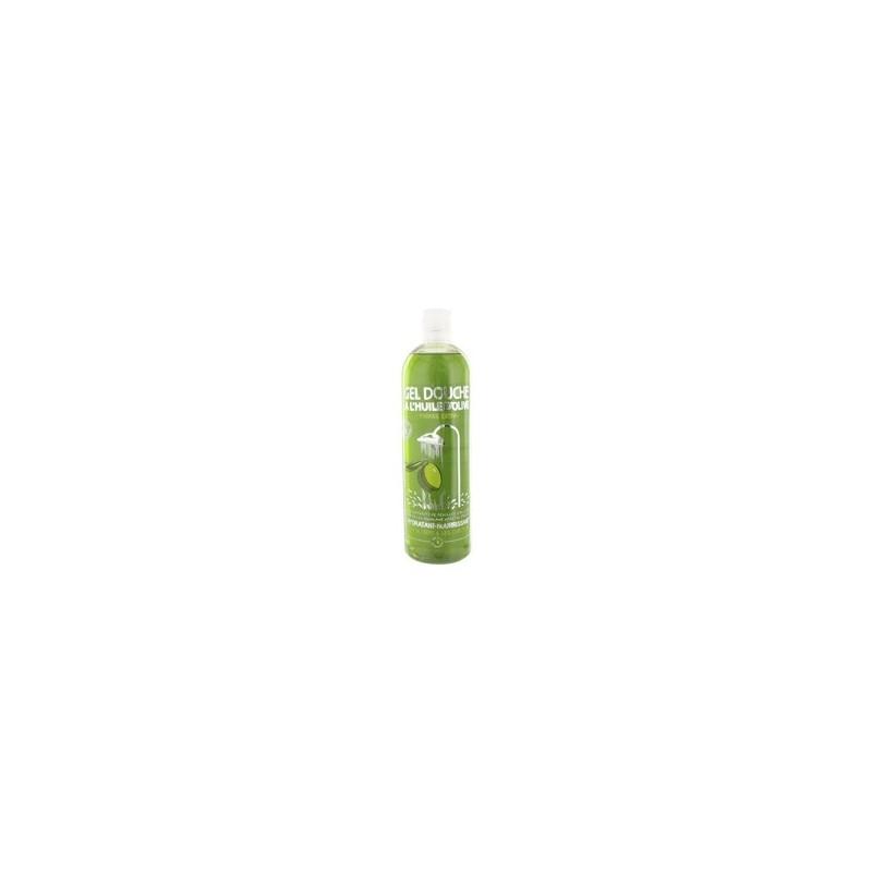 Gel douche à  l'huile d'olive 500 ml