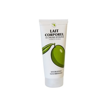 Body lotion with virgin olive oil extra 200 ml