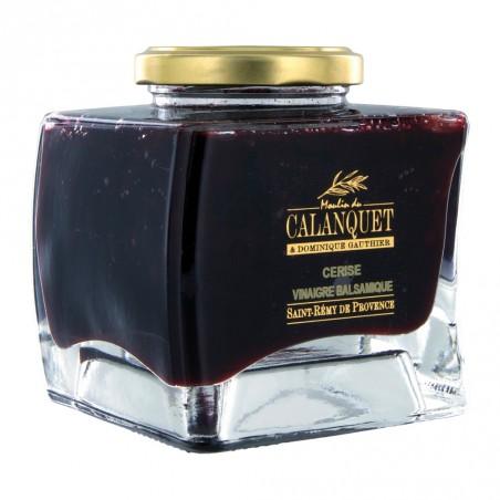 Confiture Cerise Vinaigre Balsamique 350 g