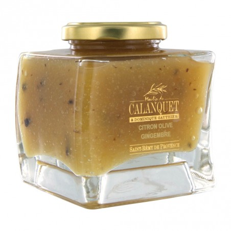 Zitrone Ingwer Oliven Marmelade 350 g