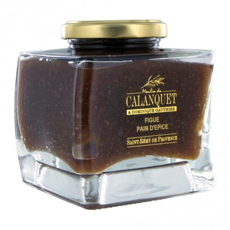 Fig Jam with Gingerbread 350 g
