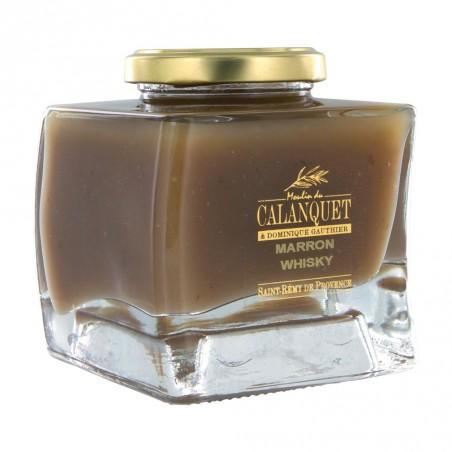 Confiture Marron Whisky 350 g