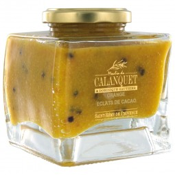 Orange Marmelade with Cacao Chips 350 g