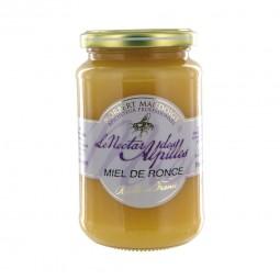Brombeerstrauch Blumen und Tannen Honig 500 g
