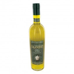 Olive oil Aglandau sealed glass bottle 50 cl